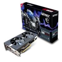 Sapphire Radeon RX 580 4G NITRO+ OC Gaming Graphics Card