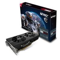 Sapphire Radeon RX 570 4G NITRO+ OC Gaming Graphics Card