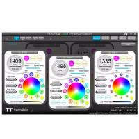 Thermaltake Riing Plus 12cm RGB Radiator Fan TT Premium Edition (5 Fan Pack)