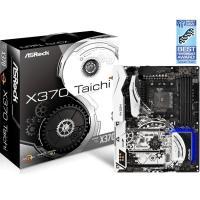 Asrock X370-Taichi AM4 ATX MB 4X DDR4-2133 3X M.2 SATA3 WIFI USB3.1