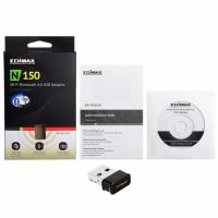 Edimax EW-7611ULB N150 Wi-Fi & Bluetooth 4.0 Nano USB Adapter