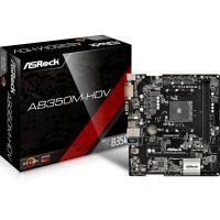 Asrock AB350M-HDV Motherboard