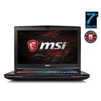 MSI GT72VR 7RD 635AU i7 7700HQ 17.3FHD 16G 256G SSD GTX1060/6G W10Home