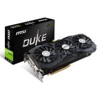 MSI GTX1080TI 11G Duke OC Video Card