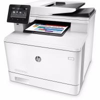 HP LaserJet Pro M377dw A4 Colour Print Scan Copy Wireless Duplex Front USB 250 sheet tray Scan to em