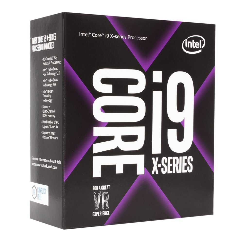 ae12a658b4 Intel Core i9 7900X Ten Core LGA 2066 3.3 GHz CPU Processor - Umart ...