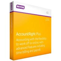 MYOB AccountRight Plus 1yrs Subscription