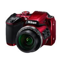 Nikon Coolpix B500 Digital Camera - Red