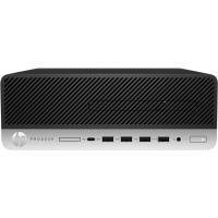 HP 600 ProDesk G3 SFF, i7-7700, 8GB, 256GB SSD, DVDRW, W10P64, 3-3-3
