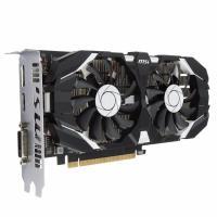 MSI GeForce GTX 1050 Ti 4GT OC V1 4GB Video Card