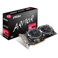 MSI Radeon RX580 ARMOR 8G OC Graphics Card
