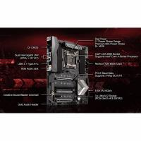 ASRock X299 Fatal1ty Gaming K6 ATX Motherboard
