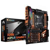 Gigabyte X299 AORUS Gaming 9 ATX Motherboard