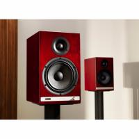 Audioengine HD6 Powered Speakers Pair Cherry