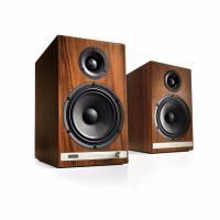 Audioengine HD6 Powered Speakers Pair Walnut
