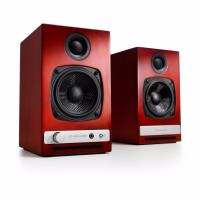 Audioengine HD3 Powered Desktop Speakers Pair Cherry