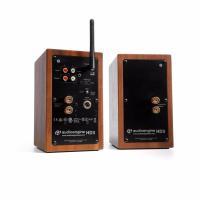 Audioengine HD3 Powered Desktop Speakers Pair Walnut