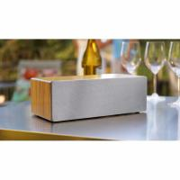 Audioengine B2 Bluetooth Speaker Zebrawood