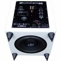 Audioengine S8 Powered Subwoofer Hi-Gloss White