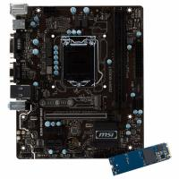 MSI B250M Pro Optane Boost mATX Motherboard