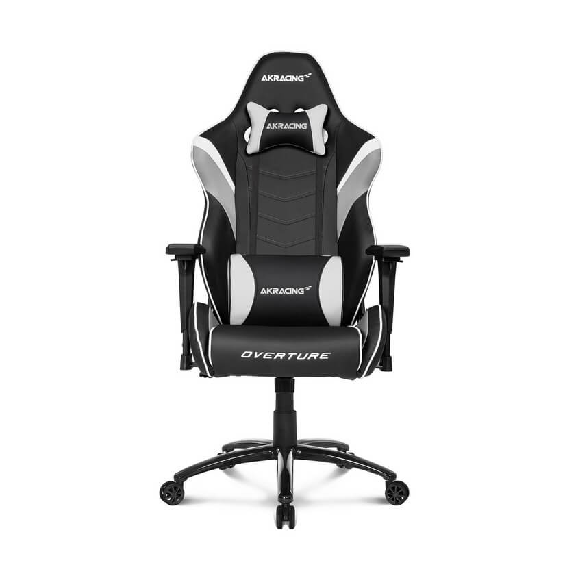 AKRacing Overture Gaming Chair White