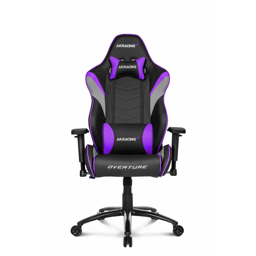AKRacing Overture Gaming Chair Purple