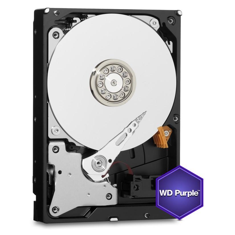 Western Digital Purple WD30PURZ 3.5in AV-GP,3TB,INTELLIPOWER,64MB,SATA III,(6Gbps),3YRS