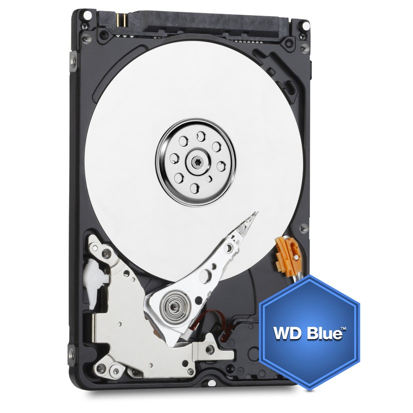 Western Digital WD10SPZX Blue 1TB SATA 6 Gb/s 5400 RPM 2.5''
