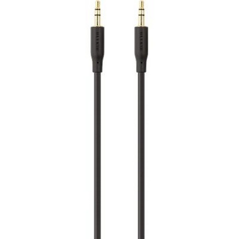 BELKIN Essential Stereo 3.5mm Audio Cable 2M Black