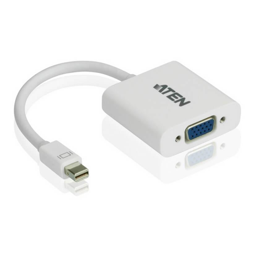 Aten VC920-AT Mini DisplayPort(M) to VGA(F) Adapter