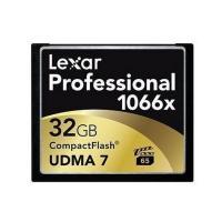 Lexar 32G 1066x Compact Flash Card