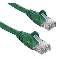 Cat 6 UTP Ethernet Cable - 0.25m Green