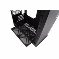 Inwin 301 Micro ATX Tower Black Chassis