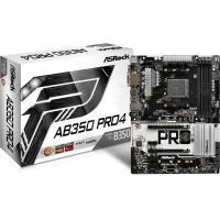 Asrock AB350 Pro4 AMD Motherboard