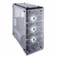 Corsair Crystal 570X RGB Tempered Glass Premium ATX Mid Tower Case White