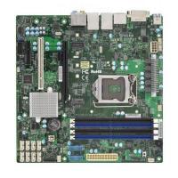 Supermicro X11SAE-M LGA 1151 Micro-ATX Motherboard - OEM Packaging