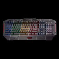 ASUS Cerberus MKII 343 colours backlit metal backplate 12 marcro keys splash-proof desgin gaming key