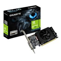 Gigabyte GeForce GT 710 Low Profile 2GB DDR5 HDMI DVI Video Card