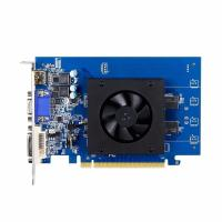 ZDEL-Gigabyte GT710 PCIe x8 1GB DDR5 DVI HDMI D-SUB Video Card