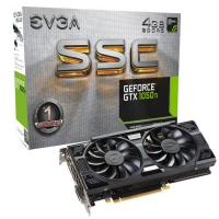 EVGA GeForce GTX 1050 Ti SSC Gaming ACX 4GB Video Card
