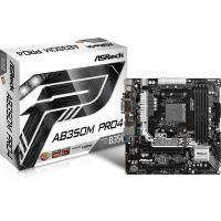 Asrock AB350M-Pro4 Motherboard