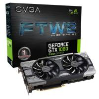 EVGA GeForce GTX 1080 FTW2 Gaming 8GB ICX Video Card