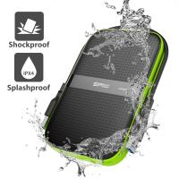 Silicon Power A60 2TB Shockproof, Water-resistant External Hard Drive - USB 3.0