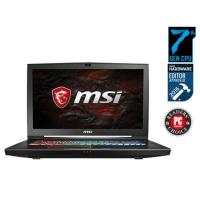 MSI GT73VR 7RF-692AU Titan Pro Gaming  i7-7820HK 32GB 512GB PCIE SSD + 1TB HDD17.3inch FHD GTX 1080-