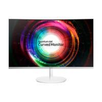 Samsung LC27H711QEEXXY 27 inch curved QHD Q/DOT 2560x1440 4MS D/PORT HDMI sRGB-125 3YR