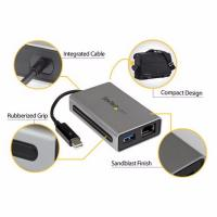 Startech Thunderbolt to Gigabit Ethernet + USB 3.0
