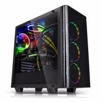 Thermaltake View 21 Tempered Glass Edition Mid-Tower Gaming Case