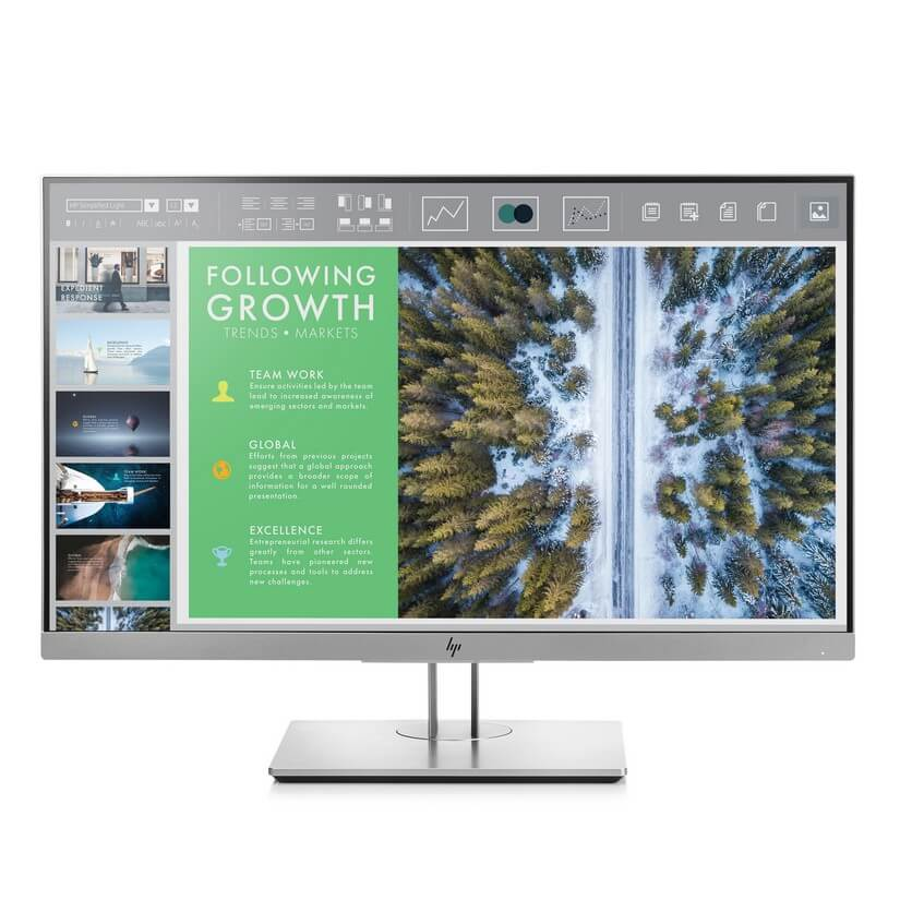HP EliteDisplay E243 23.8in FHD IPS Monitor (1FH47AA)
