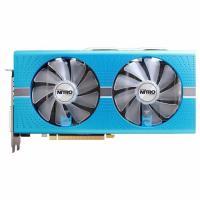 Sapphire 11265-21-20G Radeon RX 580 8G NITRO+ Super OC Gaming Graphics Card