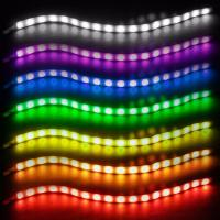 Silverstone LS02 18 RGB LED Flexible Strip 2x300mm